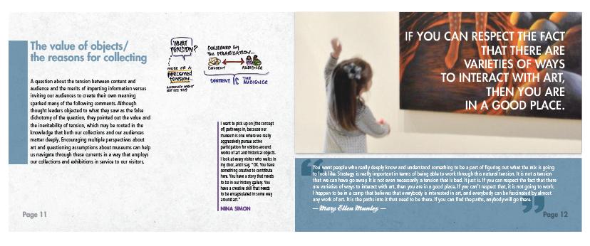 Art Museum Booklet